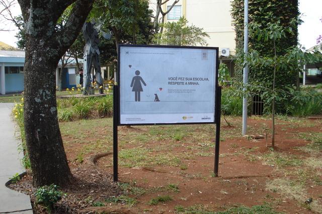 Campanha de Combate ao Tabagismo