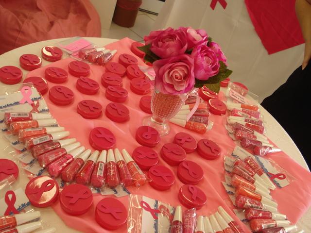Outubro Rosa um toque pela vida