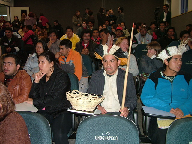 Fotos Assinatura do Convênio para realização do Curso