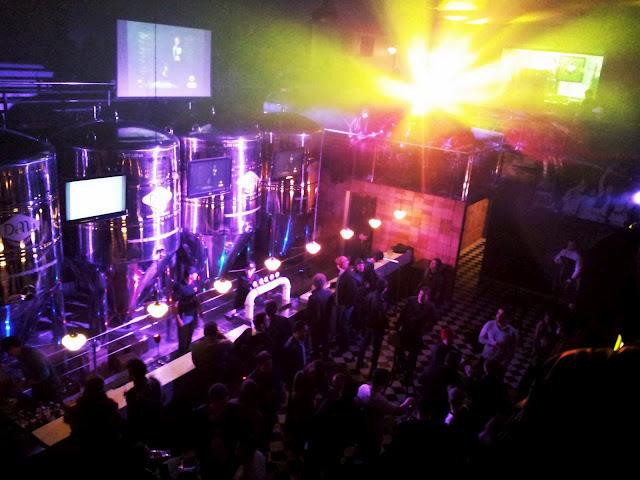 Festa do Design com show de rock