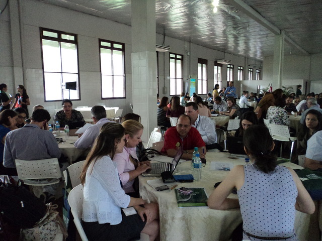 XXII Seminário Nacional de Parques Tecnológicos e Incubadoras de Empresas e  XX Workshop Anprotec