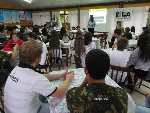 Biologia na Praça e Pró-Saúde participam de projeto desenvolvido pelo Rotary