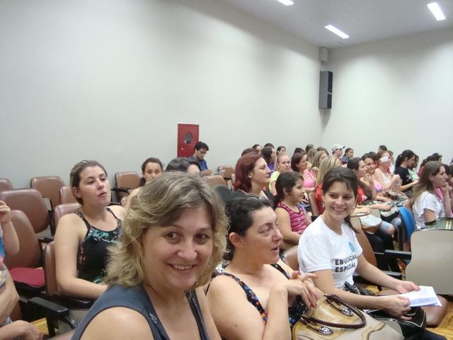 Curso de Educação Especial participa do evento PIBID promovido na Unochapecó