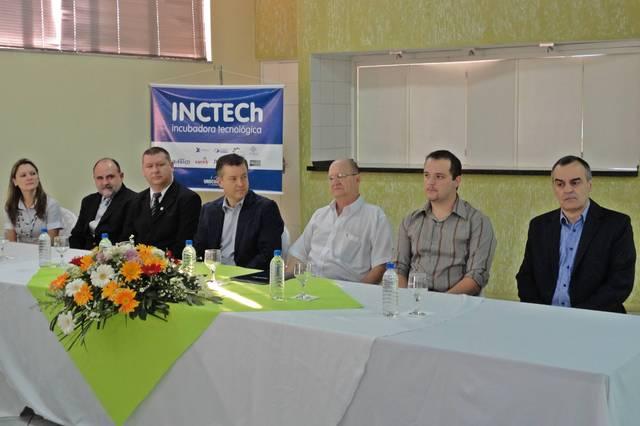 Café Tecnológico - INCTECh gradua duas empres
