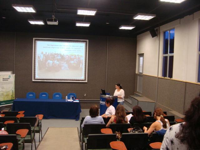 Seminário de socialização dos estágios de docência em deficiência auditiva - 14/12/2012