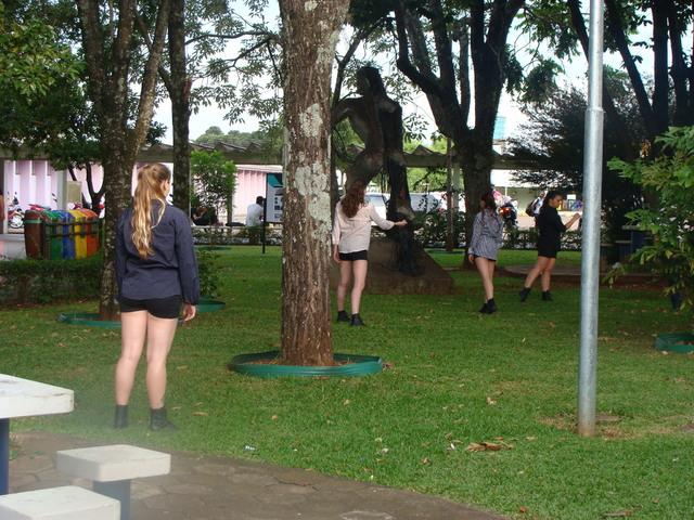 Intervenção Grupo Universitário de Dança