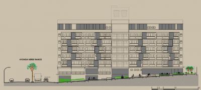 TCAU Menção Honrosa 2º Prêmio de Estudantes de Arquitetura e Urbanismo de Santa Catarina