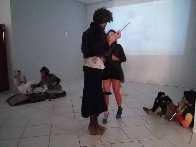 Performance dos estudantes de Artes Visuais