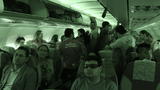 Muitos Rondonistas no vôo Brasília, escala em Belém – destino Macapá. O vôo foi tumultuado muitos rondonistas querendo se conhecer, contando como foi a chegada até este local.