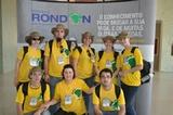 Abertura Oficial do Projeto Rondon em Corumbá-MS. Participaram 200 rondonistas, entre alunos e professores de universidades de todo país