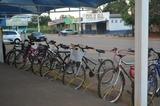 A maioria da população de Guia Lopes da Laguna tem a bicicleta como principal meio de locomoção