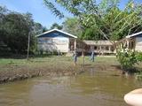 comunidade na qual trabalhamos hj, dia 14, Projeto Rondon, Careiro da Várzea, AM