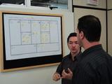 <p>Rafael Rosina e Ricardo Fachinello, empreendedores da Volt Eletrônica Indústrial</p>