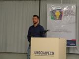 <p>Tiago Link, representando o projeto Belasis – Sistema Online para gestão de salões</p>