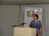 <p>Saulo Eduardo Schwingel, com sua proposta de coordenação de projetos para construção civil</p>