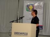 <p>Sergio Vinicius Vanin, representando o projeto HUB2B Software</p>