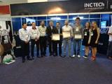 <p>Graduação das empresas incubadas na Expen</p>