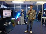 <p>Empreendedor Diogo Biolo D'Agostini, sócio da empresa ExtremeCode Soluções em TI LTDA</p>