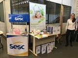 <p>Sesc presente no evento.</p>