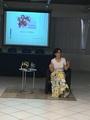 <p>Dra. Maikelli Simes deixou as mulheres se sentirem bem a vontade para falar dos principais assuntos que envolvem as mulheres.</p>