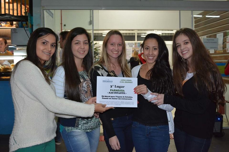 <h4>A 18ª edição do evento reuniu mais de 600 estudantes na Unochapecó</h4>