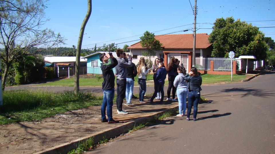 <p>Biologia na Pra&ccedil;a aproxima escolas e o meio ambiente</p>