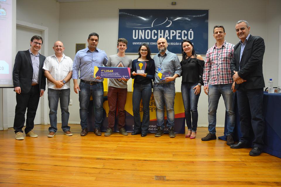 <p>Apresentação das ideias e divulgação dos vencedores aconteceu na noite desta terça-feira (21/11)</p>
