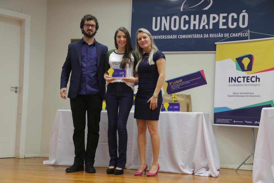 <p>Ideias inovadoras foram premiadas na noite desta quarta-feira (28/11)</p>