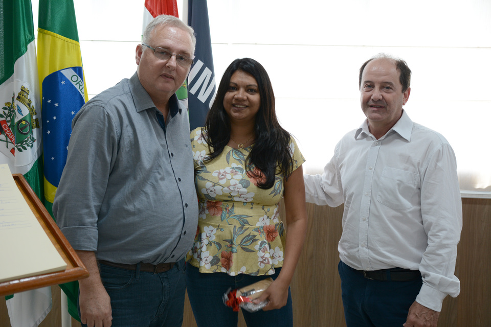 <p>Na terça-feira (09/04), tomou posse a nova gestão da Cipa da Unochapecó</p>