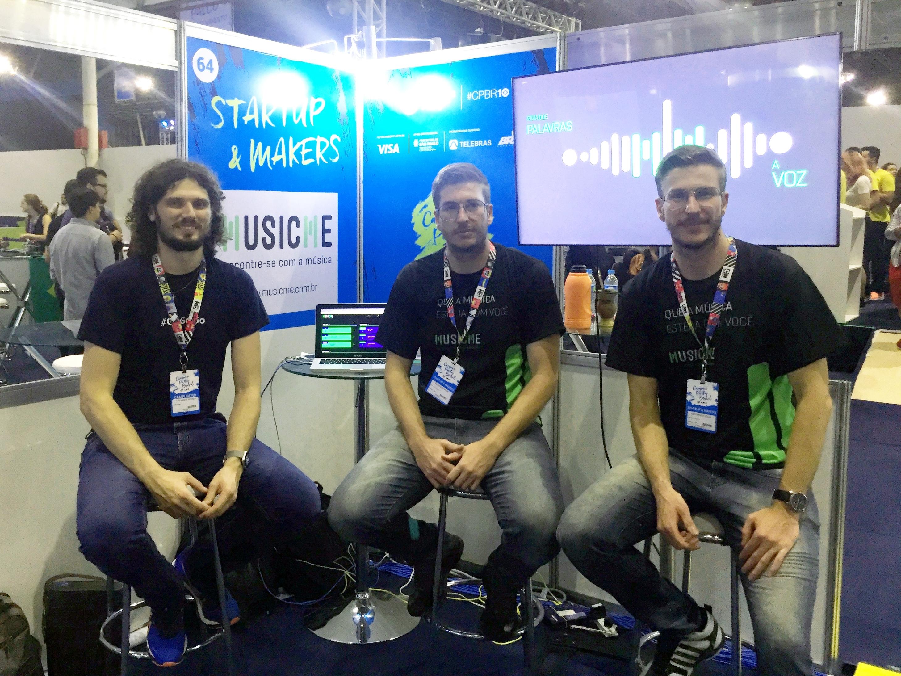 Startup cria plataforma para o comércio de músicas