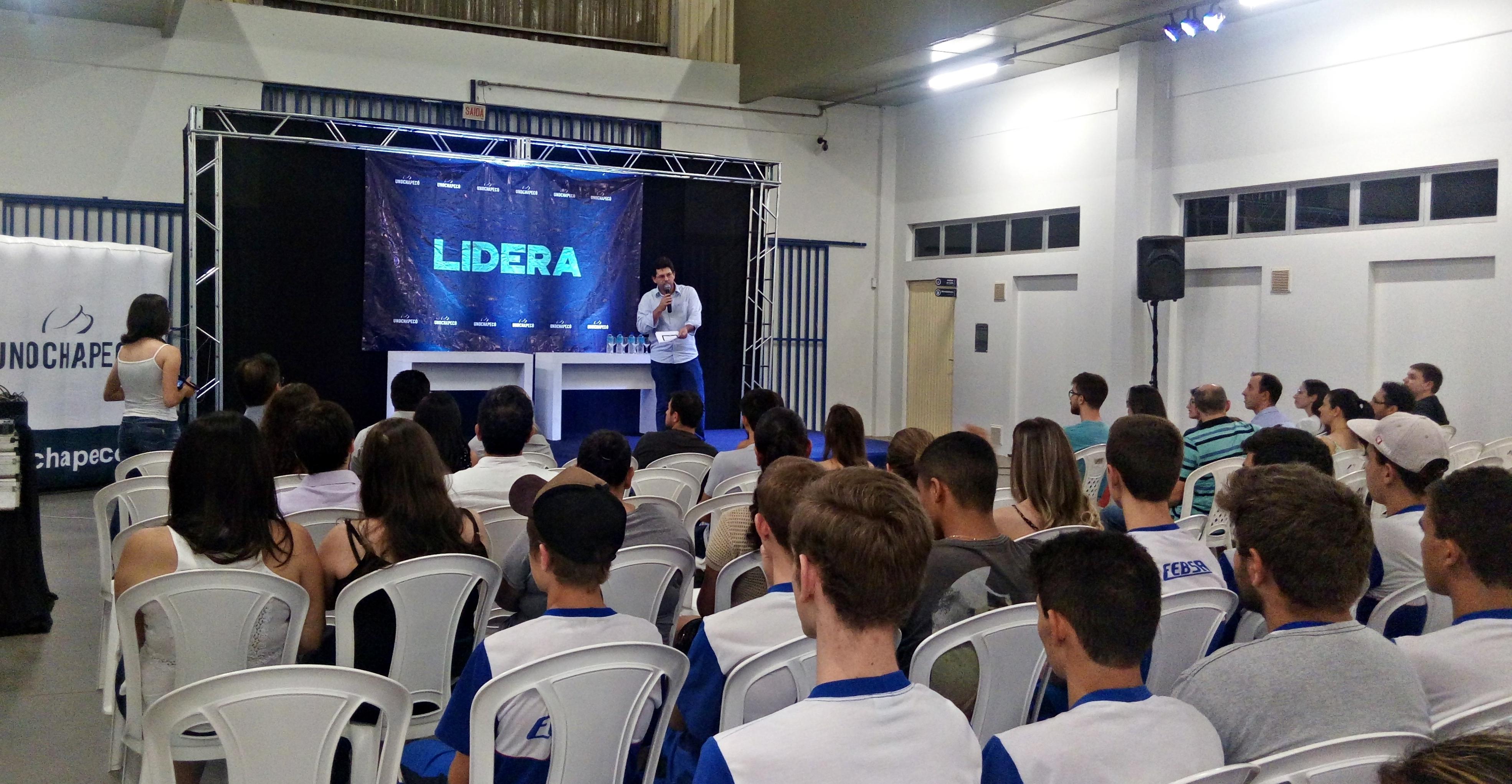 Lideranças locais participam de Aula Inaugural em São Lourenço