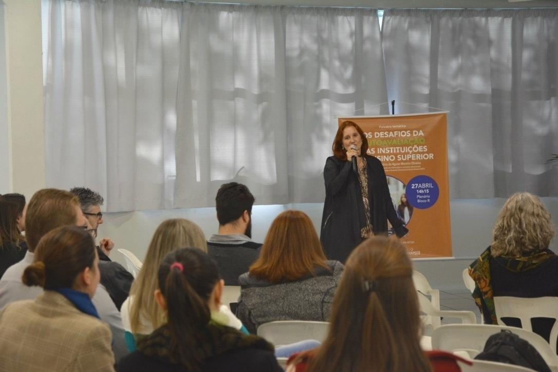 CPA da Unochapecó promove debate sobre os desafios da autoavaliação
