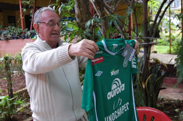 Relembre: Unochapecó entrevista fundador da Chapecoense