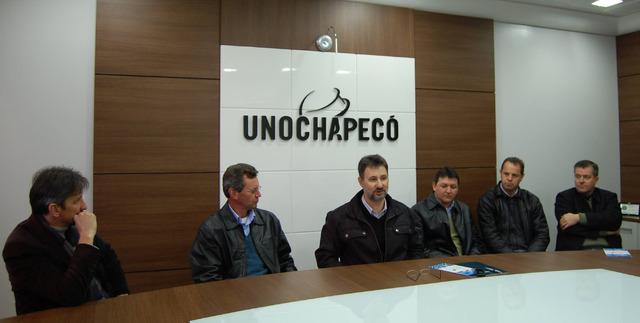 Através do Acesso Uno a universidade apresenta suas ações e projetos