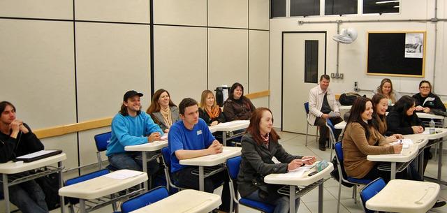 Cursos de Física, Engenharia Química, Engenharia de Alimentos, Engenharia Mecânica e Engenharia Elétrica finalizaram as atividades