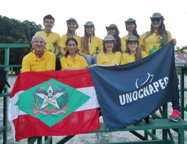 """Grupo participou do Projeto Rondon, na operação """"Forte Presépio"""""""