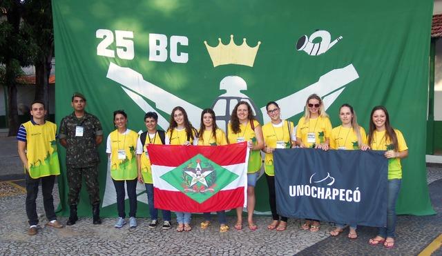 Sigefredo Pacheco, no Piauí, foi por 15 dias a cidade dos rondonistas da Unochapecó