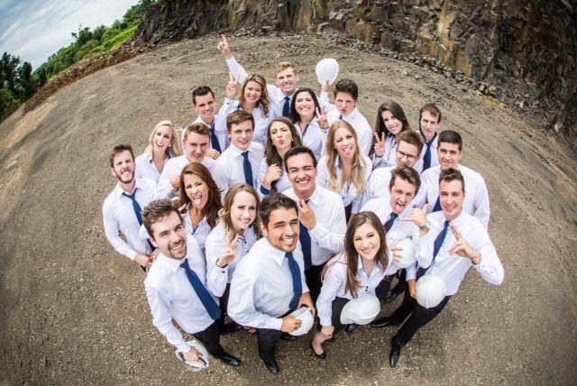 Estudantes da 17° turma de Engenharia Civil formam-se no sábado