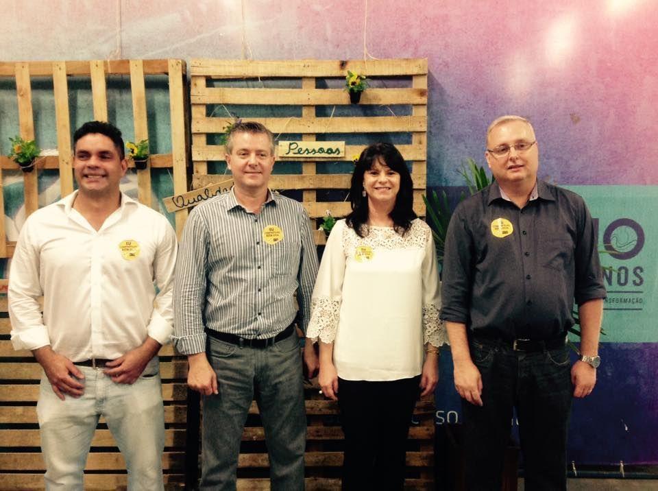 Eleitos os novos dirigentes da Unochapecó para 2016