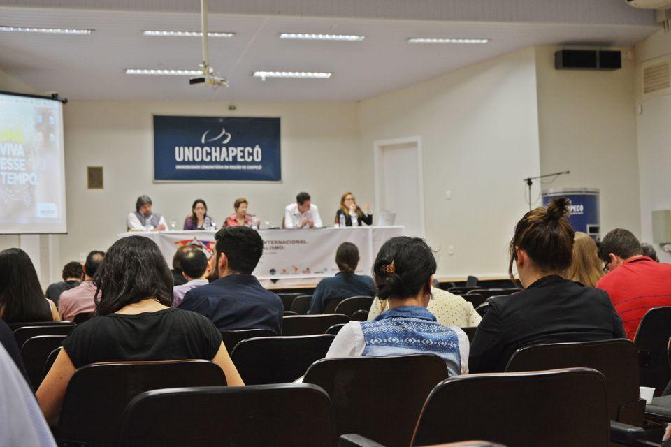 Curso de Direito discute a América Latina em congresso internacional