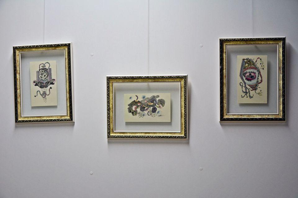 Exposição especial celebra o curso de Artes Visuais