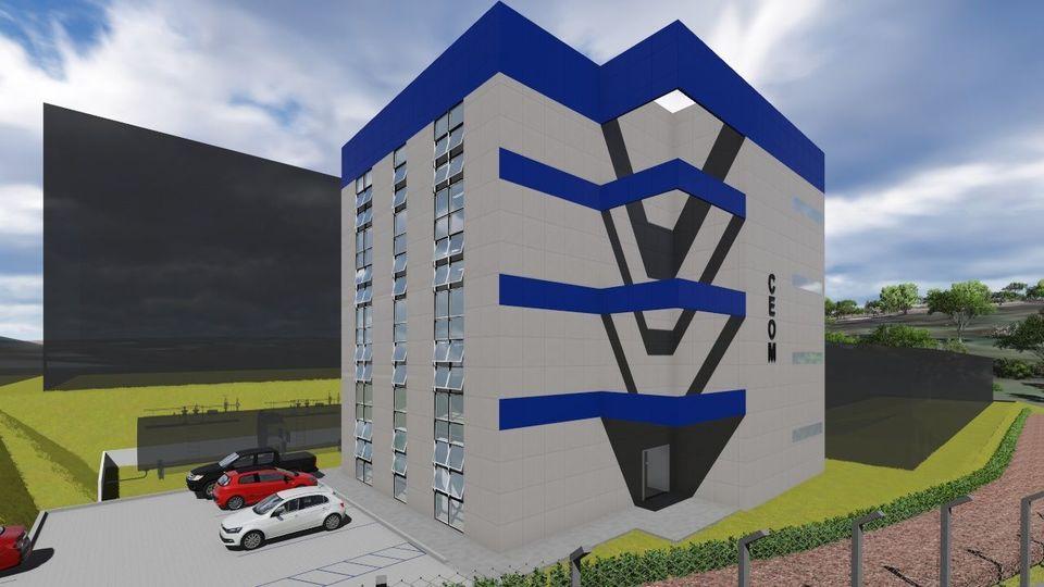 Projeto prevê construção de nova sede para o CEOM