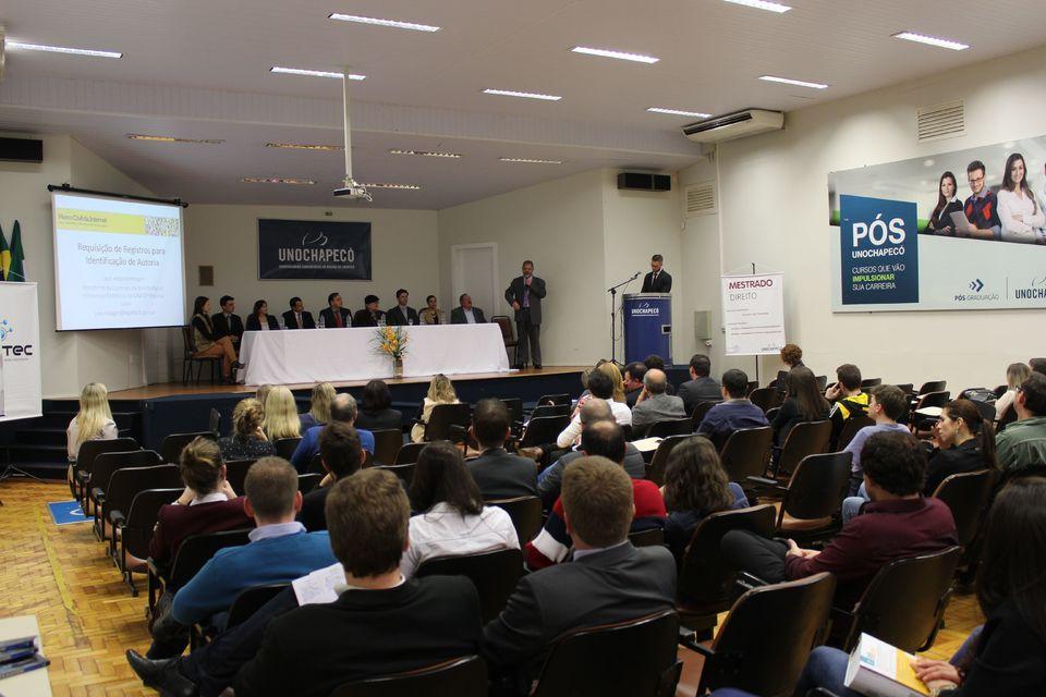 Curso de Direito e OAB debatem o Marco Civil da Internet