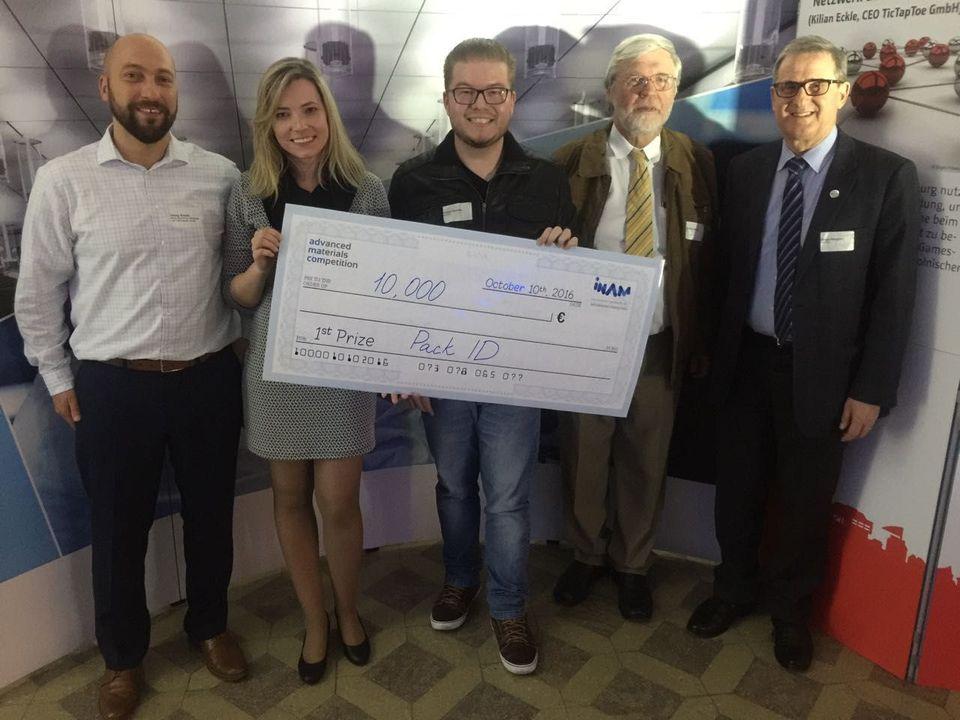 Startup incubada na Uno fica em 1º lugar em competição internacional