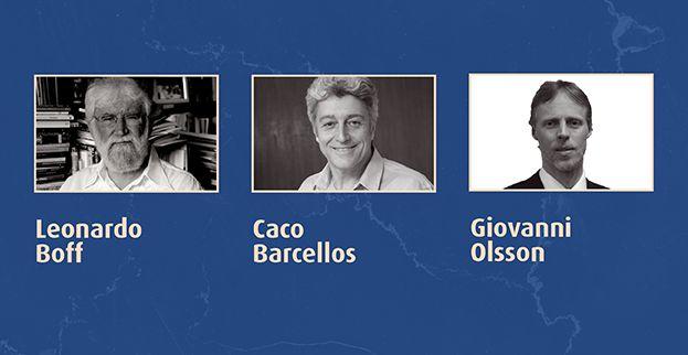 Unochapecó traz Leonardo Boff e Caco Barcellos para série de palestras
