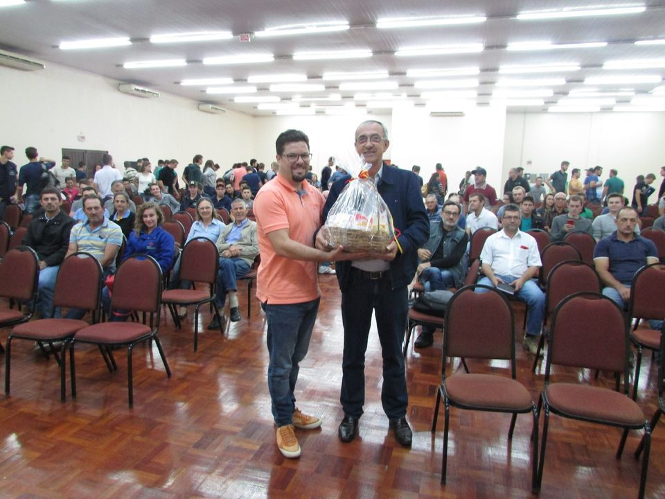 Professor do PPGTI/GTAgri participa de Encontro Regional