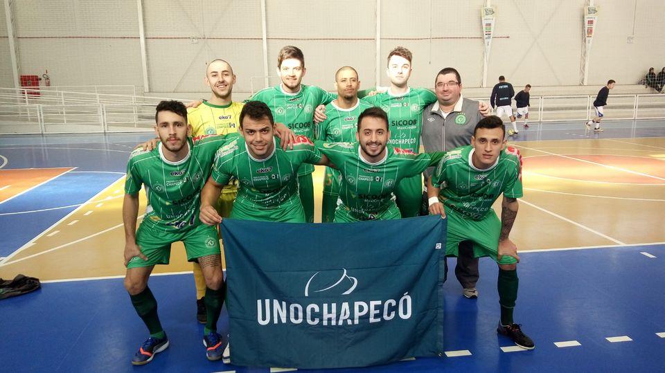 Unochapecó classifica três equipes para os Jogos Universitários Brasileiros 2e495ce197a24