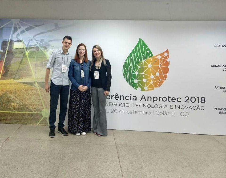 Inctech recebe selo Cerne durante evento em Goiânia