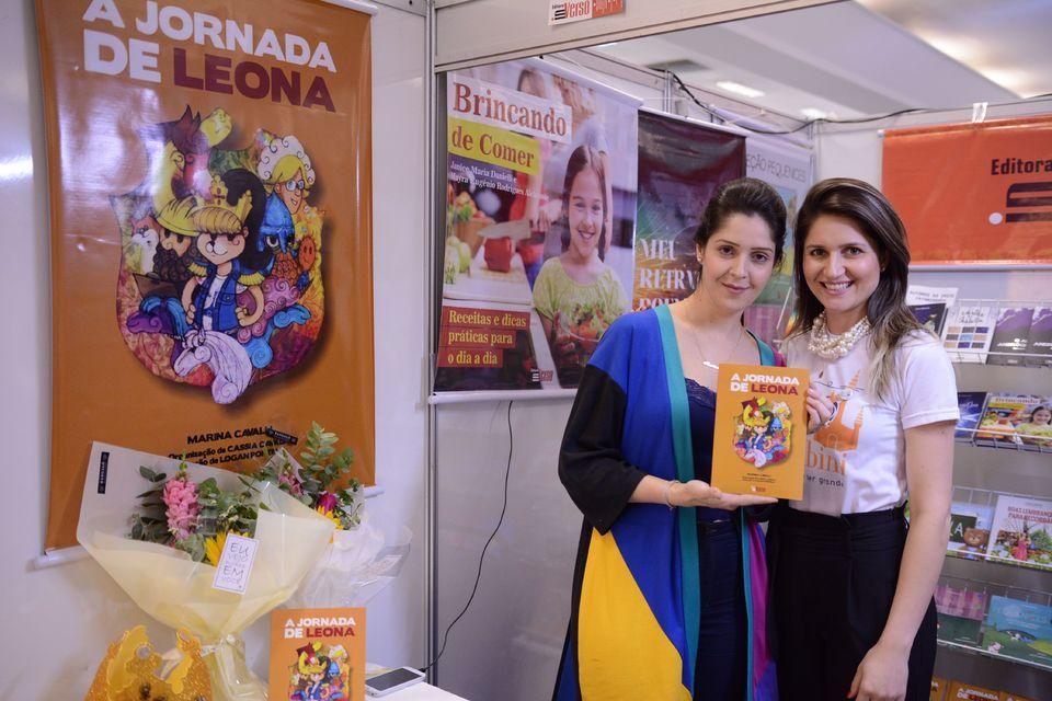 Empresa incubada na Unochapecó lança obra na Feira do Livro