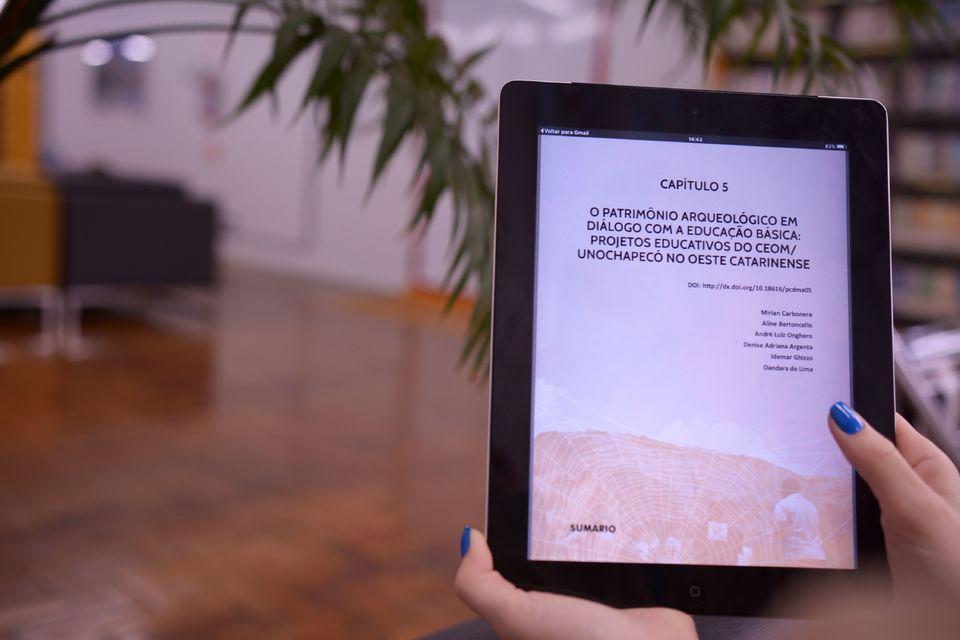 Ceom lança capítulo de e-book sobre ações de preservação arqueológica